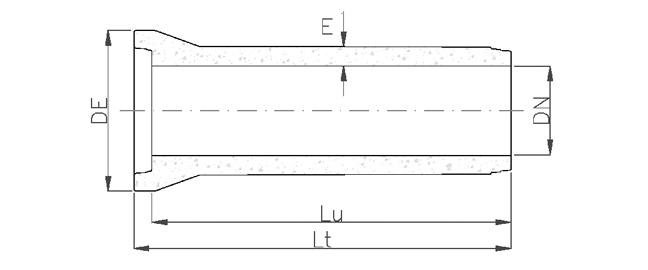 Mass piping - diagram