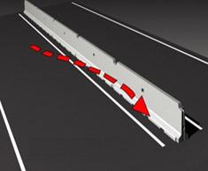 Redireccionamiento de las barreras