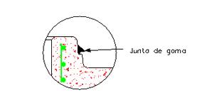 Bases poligonales de Ø1.500 - A